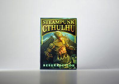 Cthulhu Steampunk Red