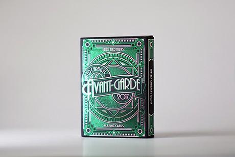 Avant-Garde Green