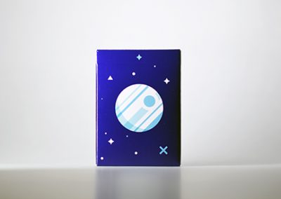 Space Cards!