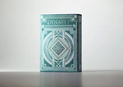 Dynasty Jade Green