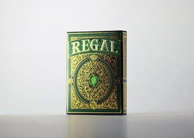 Regal Green