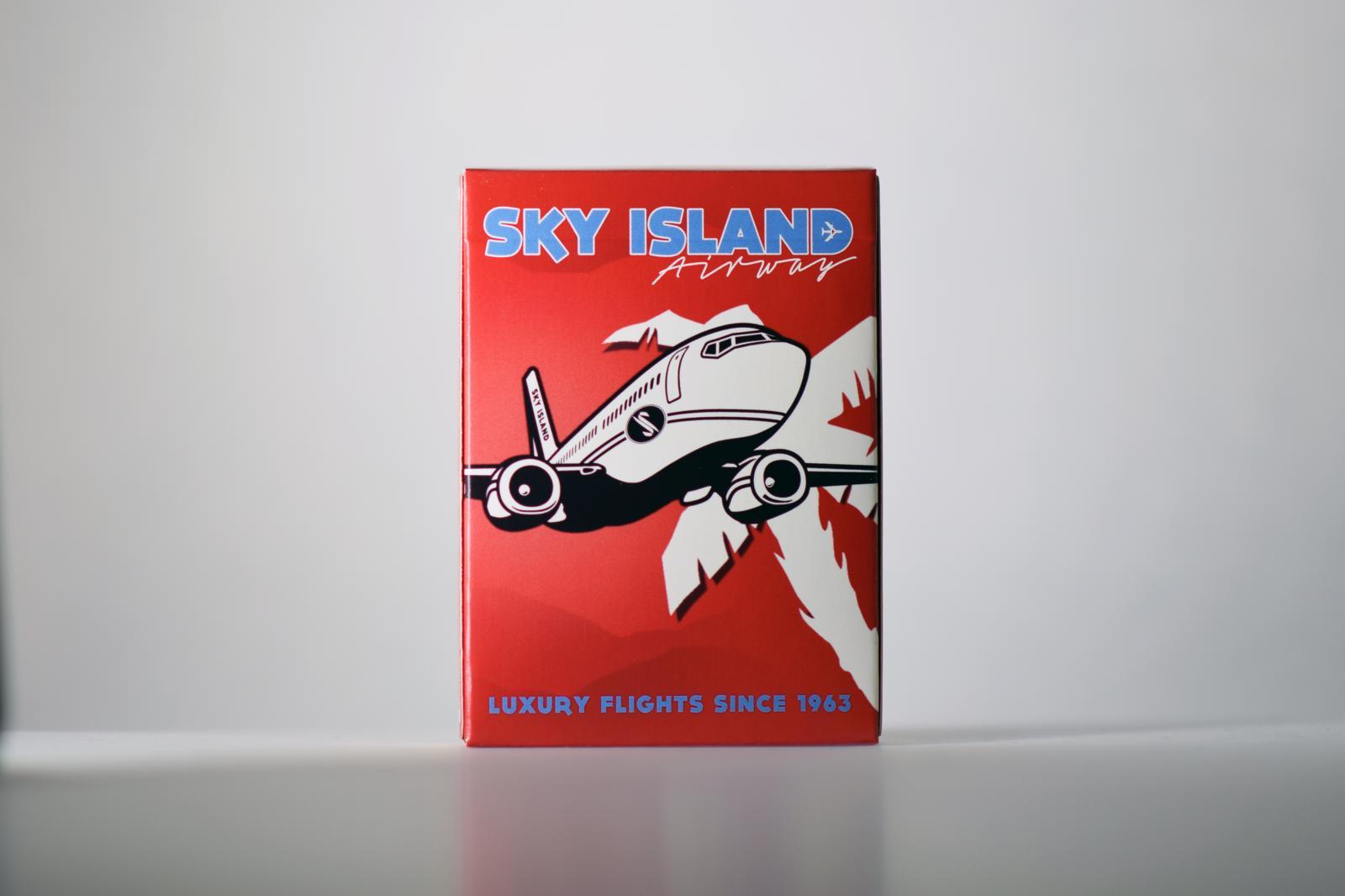 Sky Island Red