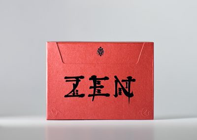 Zen Royal Red