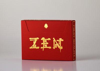 Royal Red Zen V2