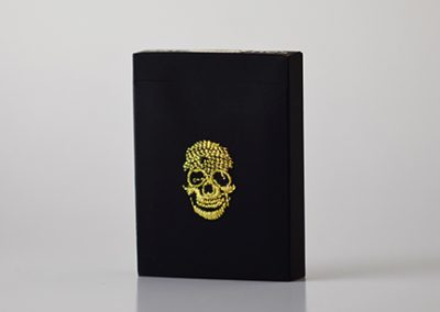 Skull & Bones Embroidered