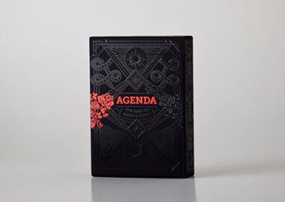 Agenda Black