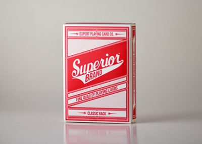 Superior NEW Red