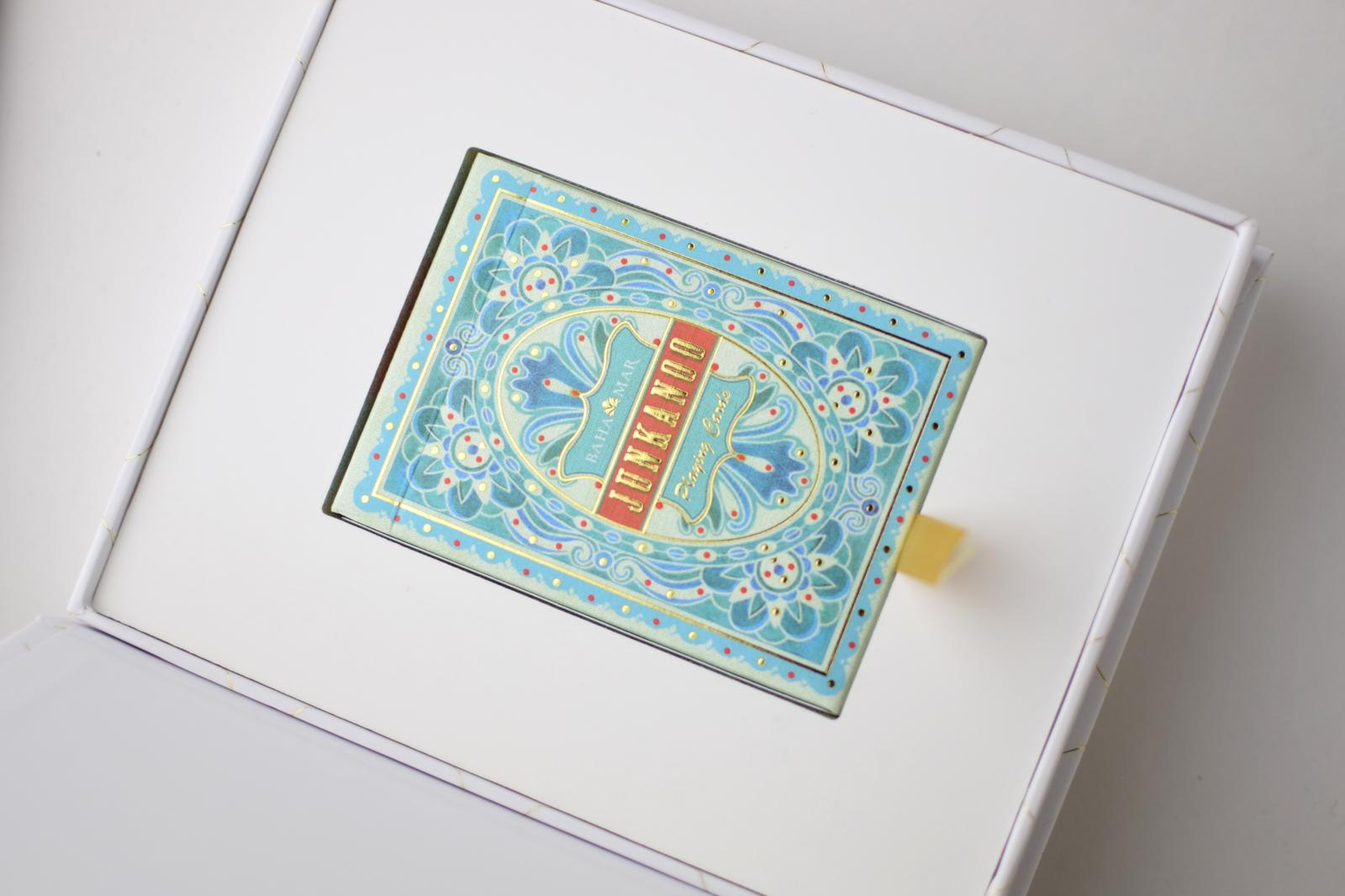 Rare Junkanoo Playing Cards by Uusi Limited Baha Mar Casino