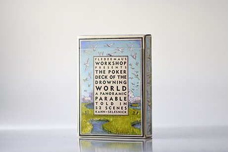 Poker Deck of the Drowning World