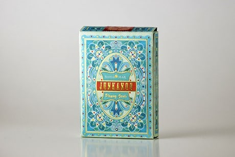 custom playing cards with special box for baha mar casino